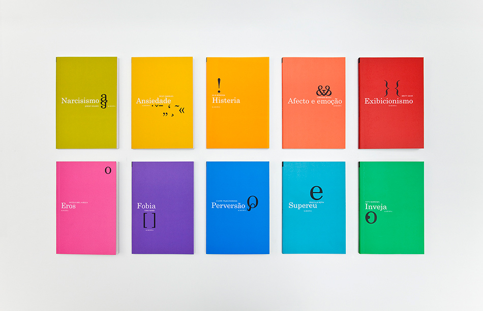 Simple Typography Book Cover : Psychoanalysis book series work fba ferrand bicker